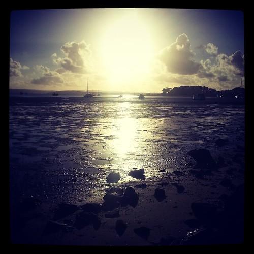 Dawn at Point O'Halloran by AndrewGills