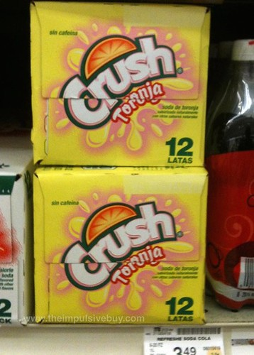 Crush Toronja Soda