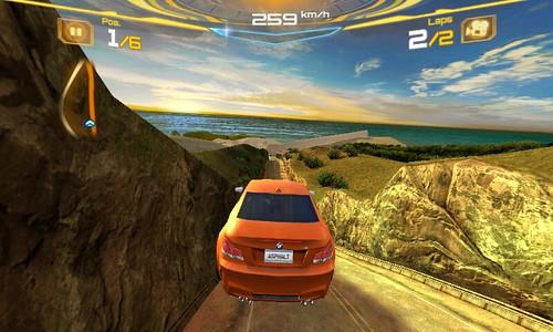 เกม Asphalt 7: Heat บน Nokia Lumia 625