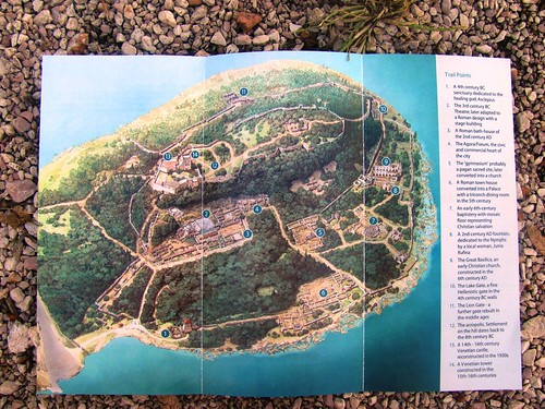 Butrint Ruins Are Extensive