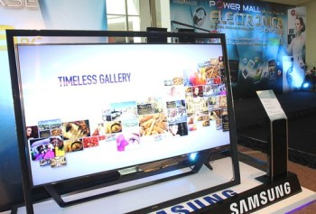 SAMSUNG Ultra HD LED TV ขนาดหน้าจอ 85