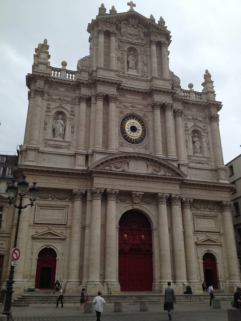 Saint-Paul-Saint-Louis church