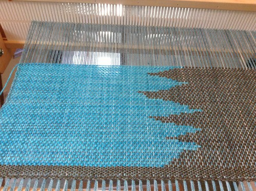 SE Weaving Club, August 2013, Captured