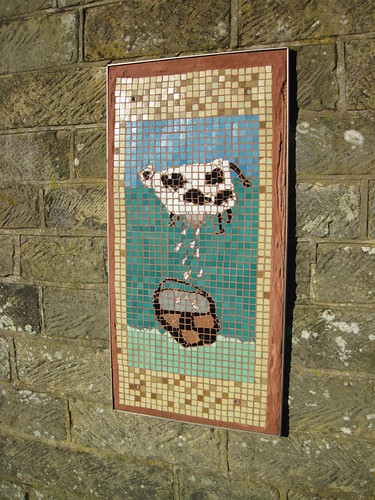 Chop Gate Village Hall Mosaics