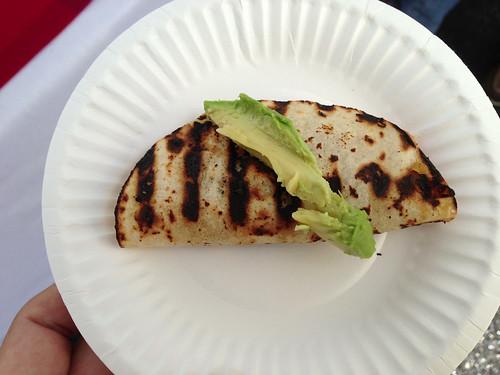 Coni'Seafood: Smoked Marlin Taco
