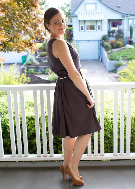 ristretto dress tutorial