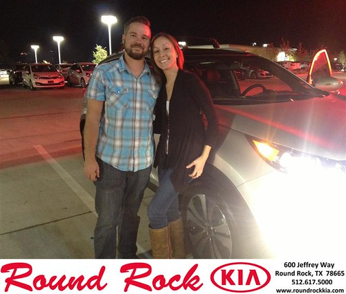 Thank you to Sunnie Odom on your new 2013 #Kia #Sportage from Bobby Nestler and everyone at Round Rock Kia! #LoveMyCar by RoundRockKia