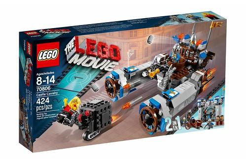 70806 Castle Cavalry BOX