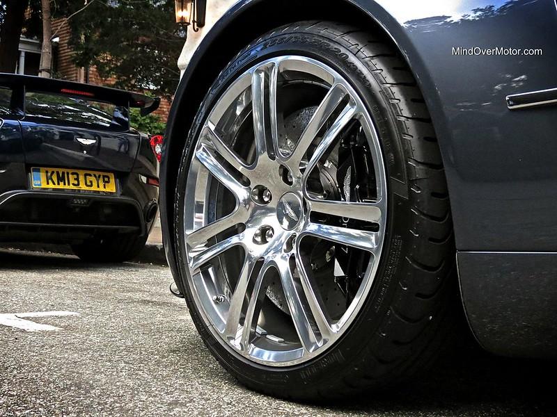 Aston Martin One-77 Wheels