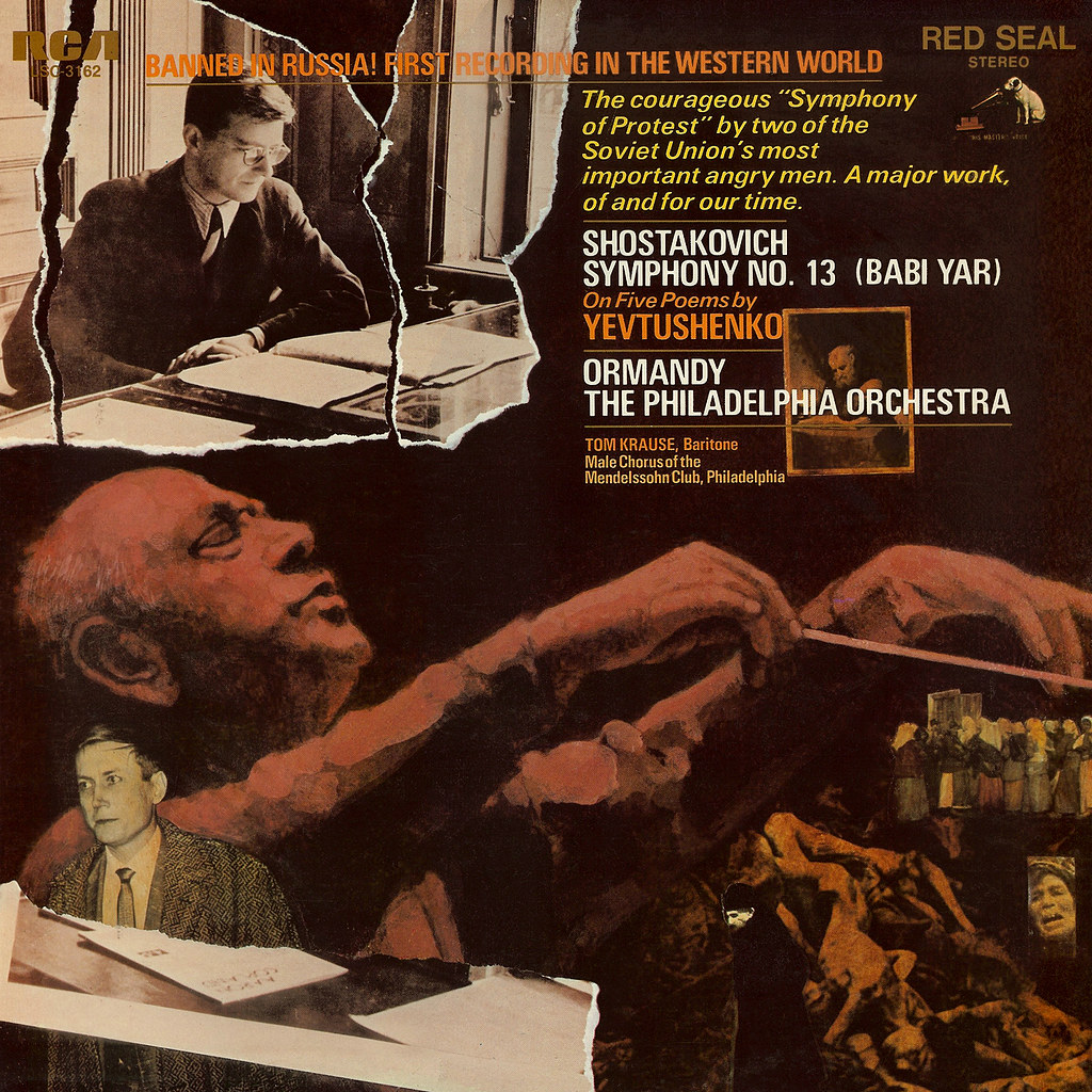 Dmitri Shostakovich - Symphony No. 13 Babi Yar