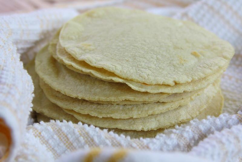 Tortillas #7