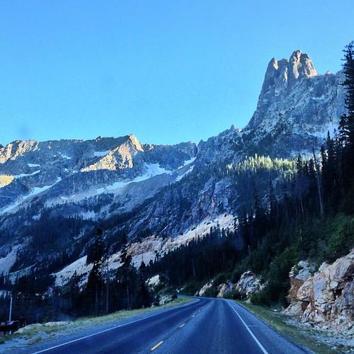 The Cascades Washington State by @MySoDotCom