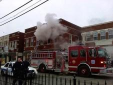 2nd Street Fire