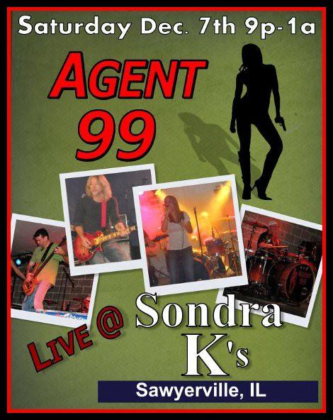 Agent 99 12-7-13