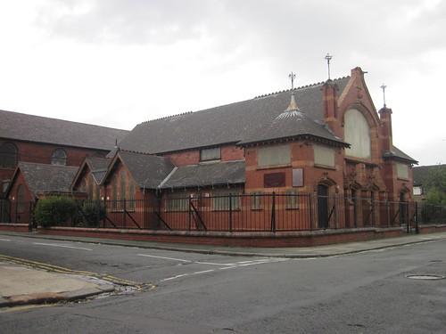 South Bank, Baptist Church