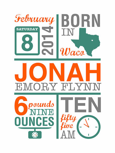 Jonah Infographic by intraordinary