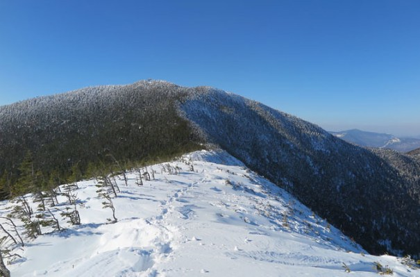 Mt Carrigain Signal Ridge Winter
