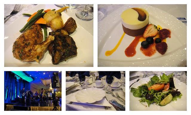 Pearson Convention Centre food
