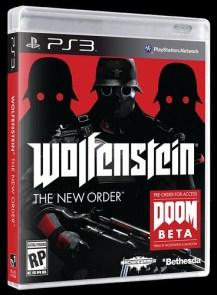 Wolfenstein: The New Order on PS3