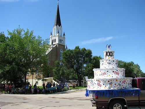Lafleche Centennial