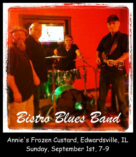 Bistro Blues Band 9-1-13