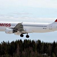 Swiss HB-IJJ, OSL ENGM Gardermoen