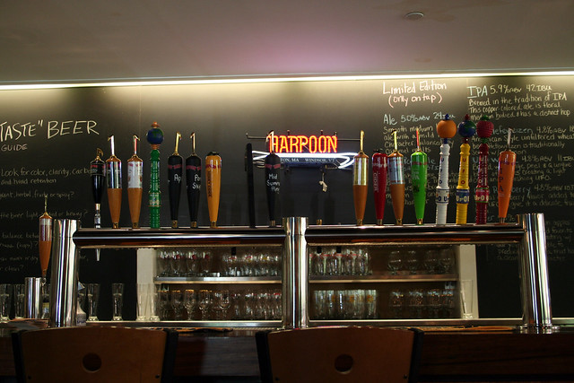 Harpoon Brewery, VT 4