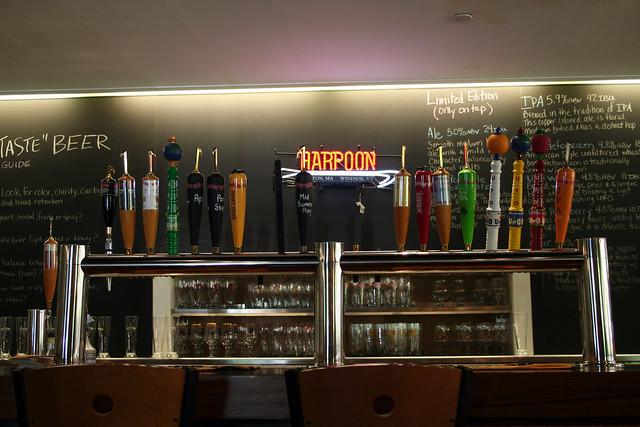 Harpoon Brewery, VT 4