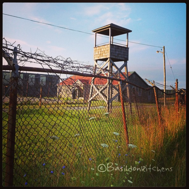 July 23 - tower {the old guard tower at the old Picton army base} #photoaday #tower #picton #princeedwardcounty #lochsoy #historical