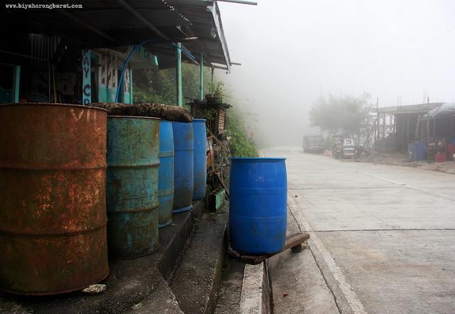 Mount Polis Ifugao Bontoc Boundary