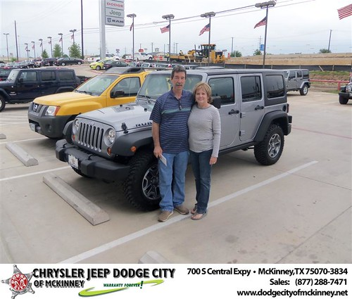 Happy Birthday to James M Vincent from Crosby Bobby and everyone at Dodge City of McKinney! by Dodge City McKinney Texas