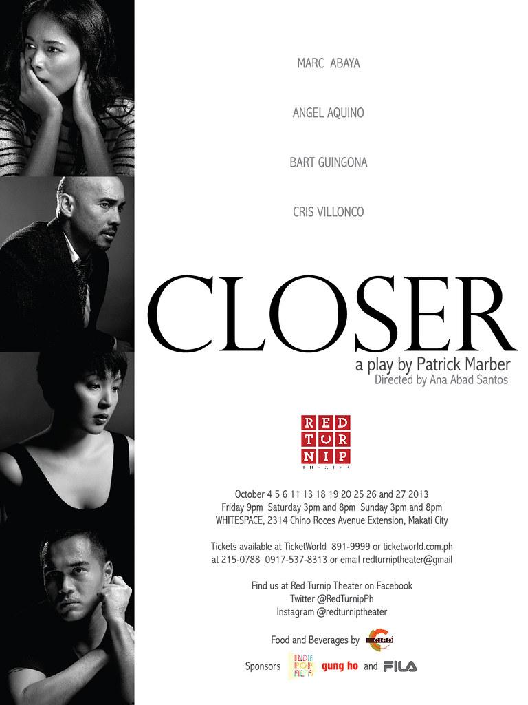 Closer poster