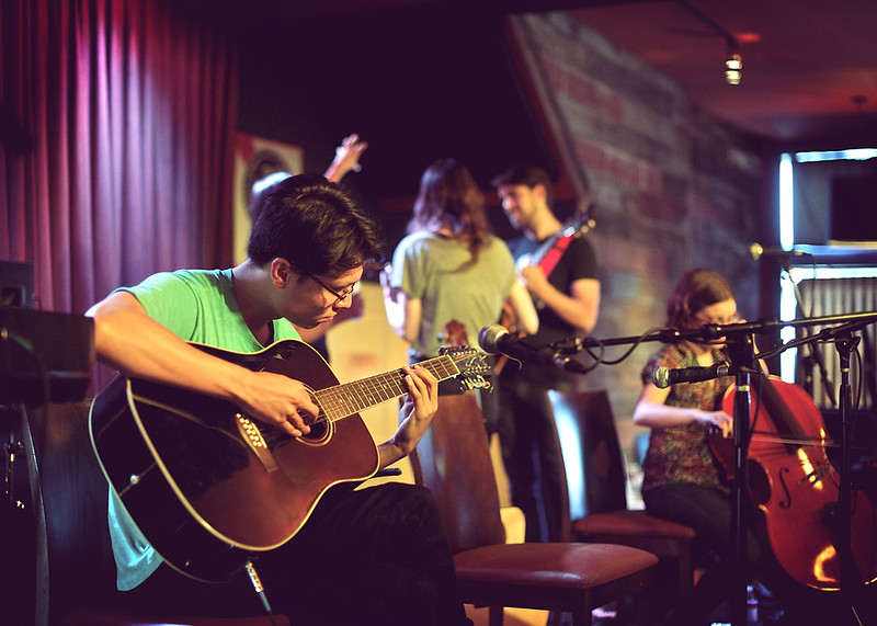 Mother Falcon @ The Gramophone
