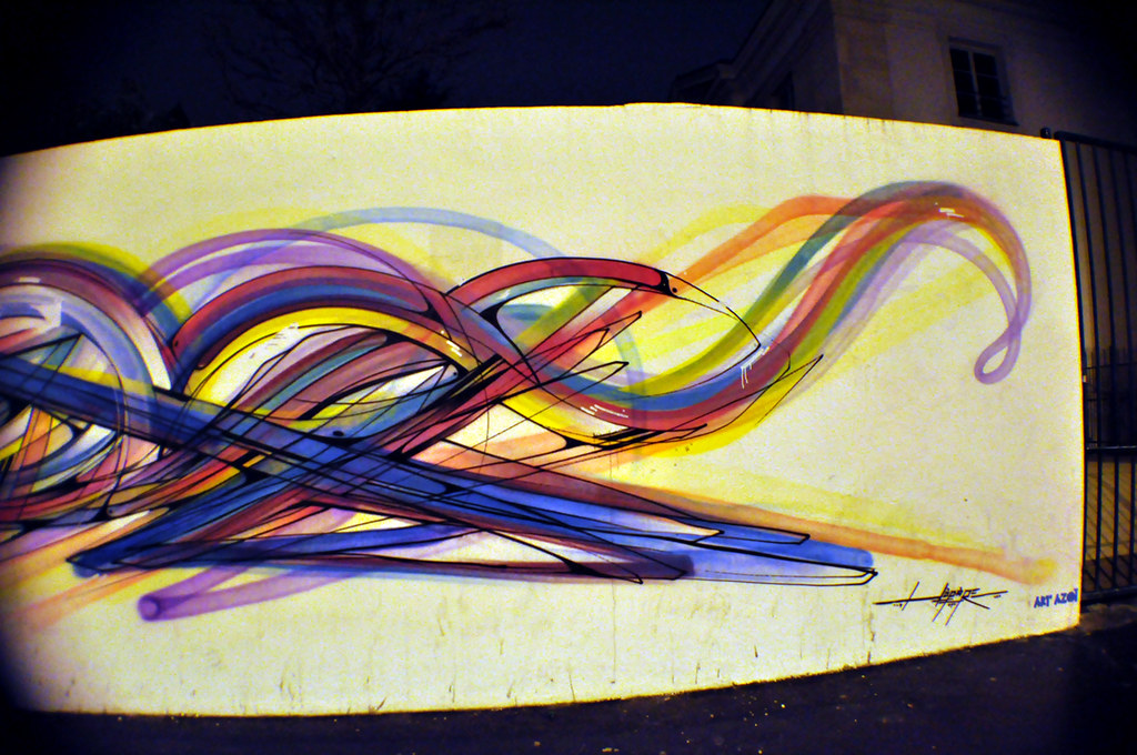 Fresque Hopare Art Azoï 6