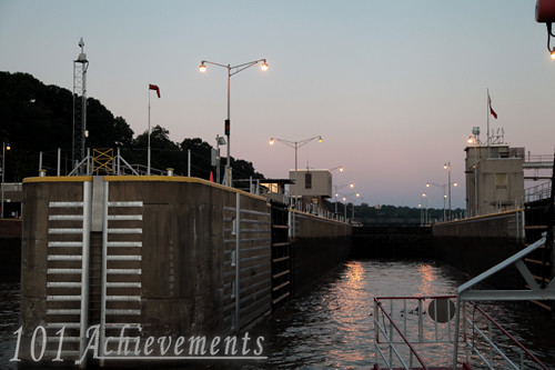 Gateway Clipper Locks & Dams Dinner Cruise