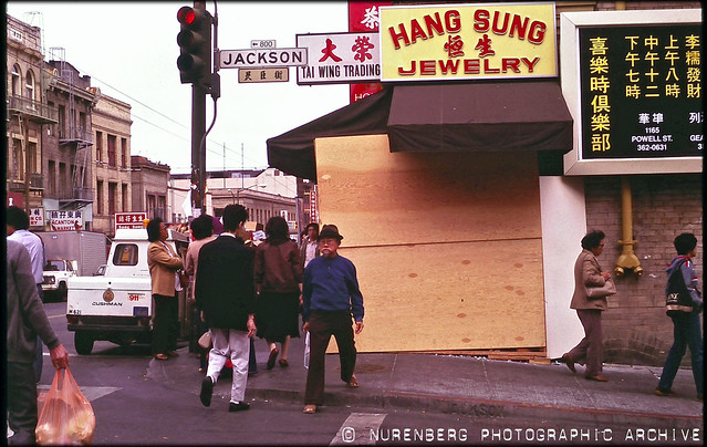 WmN#0113-00020 San Francisco Chinatown 1985