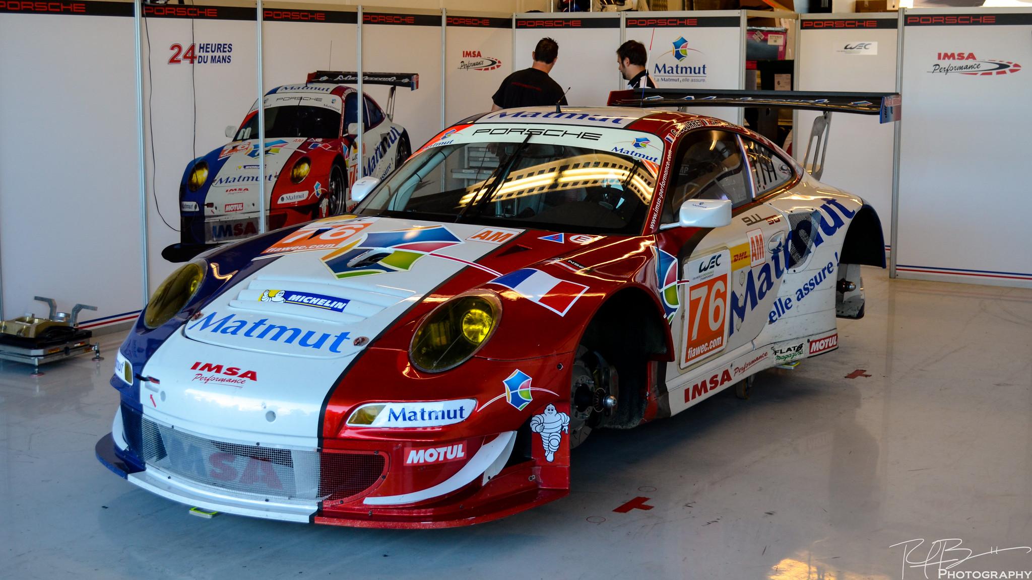 IMSA Matmut Porsche