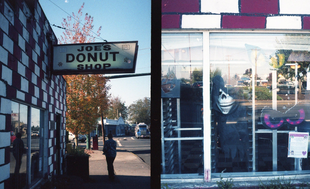 Joe's Donut Shop