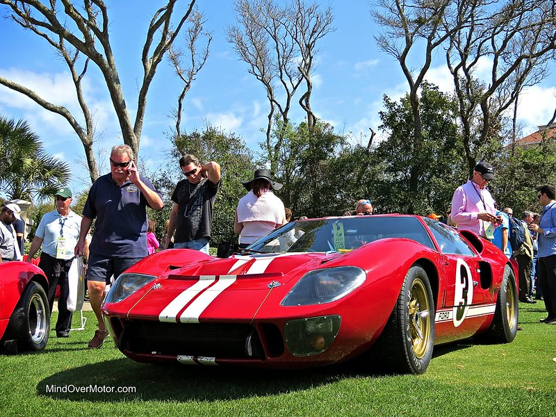 Ford GT40 MkII at Amelia Island