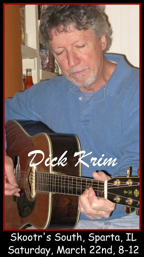 Dick Krim 3-22-14