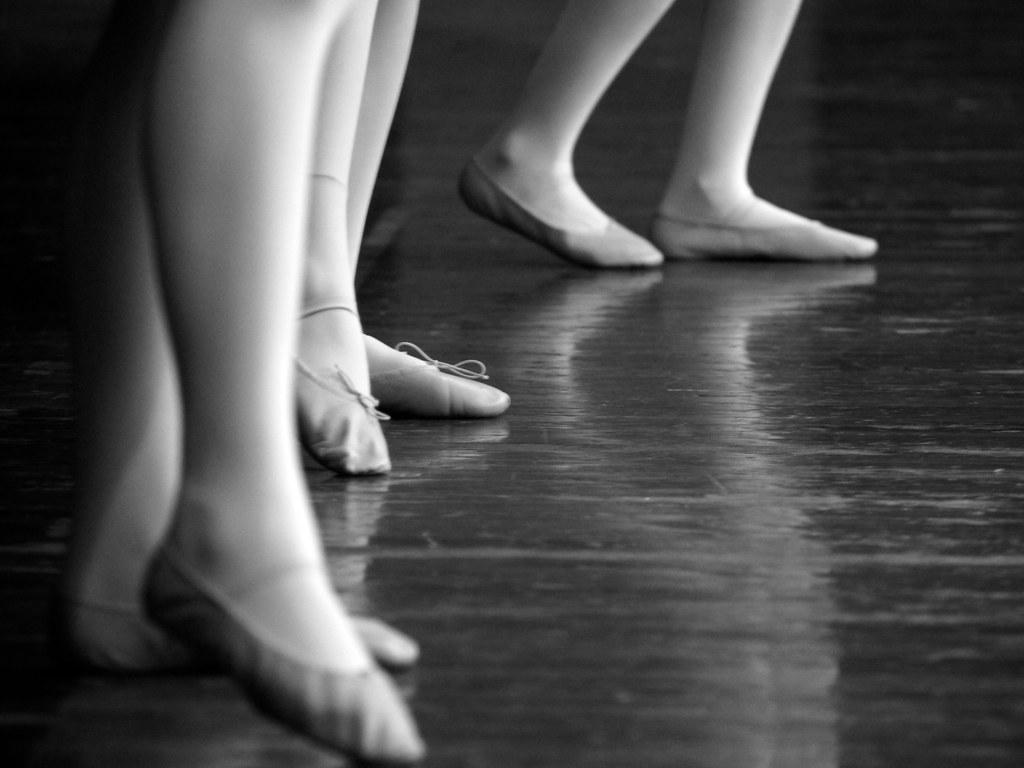 Slippered Feet