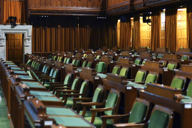 House of Commons, Opposition