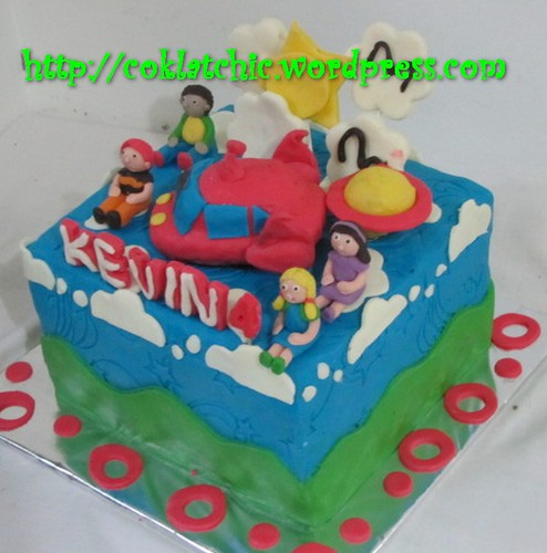 Cake Little Einstein