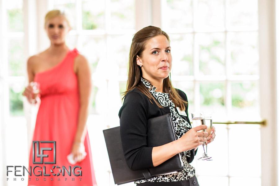 Wedding planner at Flint Hill