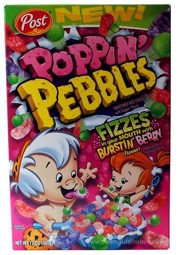 Post Poppin' Pebbles Burstin' Berry