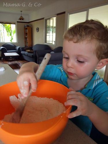 Activity #6 - Baking Muffins (2)