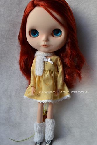 """Candy dress"" set for Neo Blythe by * Ronmiel *"
