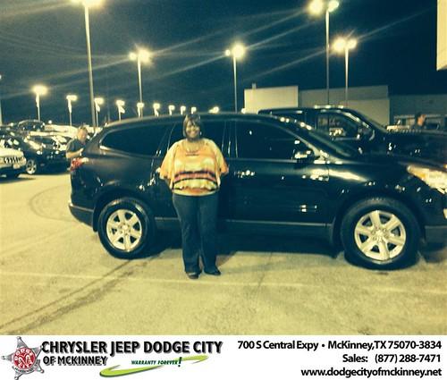 Dodge City McKinney Texas Customer Reviews and Testimonials-Jennifer Jones by Dodge City McKinney Texas