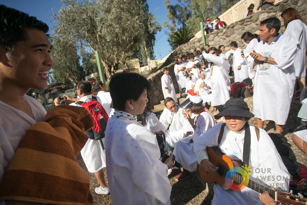 Day 3- Renewal of Baptism Vows at Jordan River - Our Awesome Planet-128.jpg