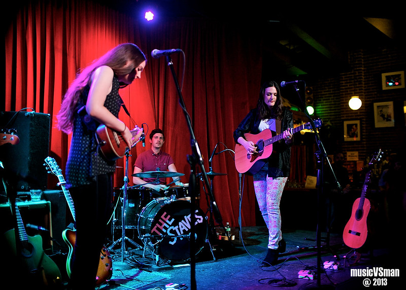 The Staves @ Off Broadway
